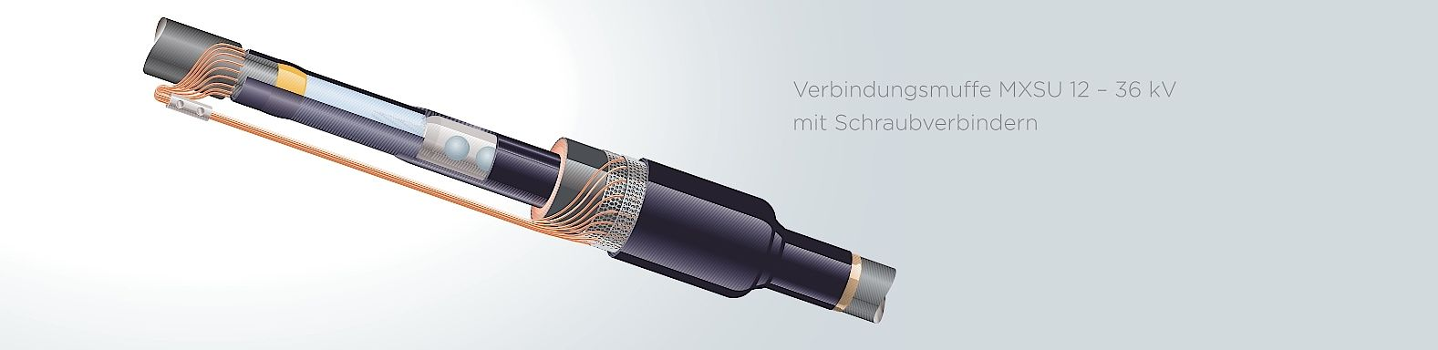 Krüger-Werke GmbH: Mittelspannungs-Kabelgarnituren